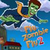 Зомби летает