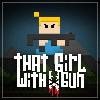 Зомби бродилка девушка с пистолетом